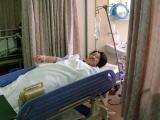 手術待ちの母さん(なおたん出産)